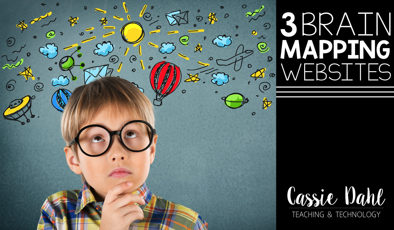 These three easy to use websites are perfect for engaging students and helping them get their thoughts organized!