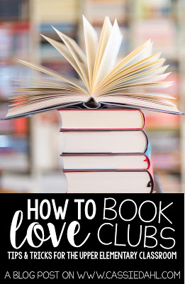 Have you tried book clubs out in your classroom? This post details some tips and tricks for making them work in your upper elementary classroom!