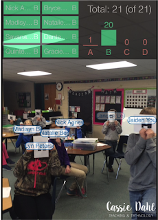 "Spice up your assessments by using Plickers! It is a free website that uses ""paper clickers"" for student to submit their answers to you. This blog post gives you all the details on how to use Plickers in your classroom!"