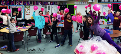 Do you teach sequence of events? Are you looking for a fun way to practice this important comprehension skill? You can use balloons with important sequencing events to add some excitement to your instruction. Click to read how and download the freebie!