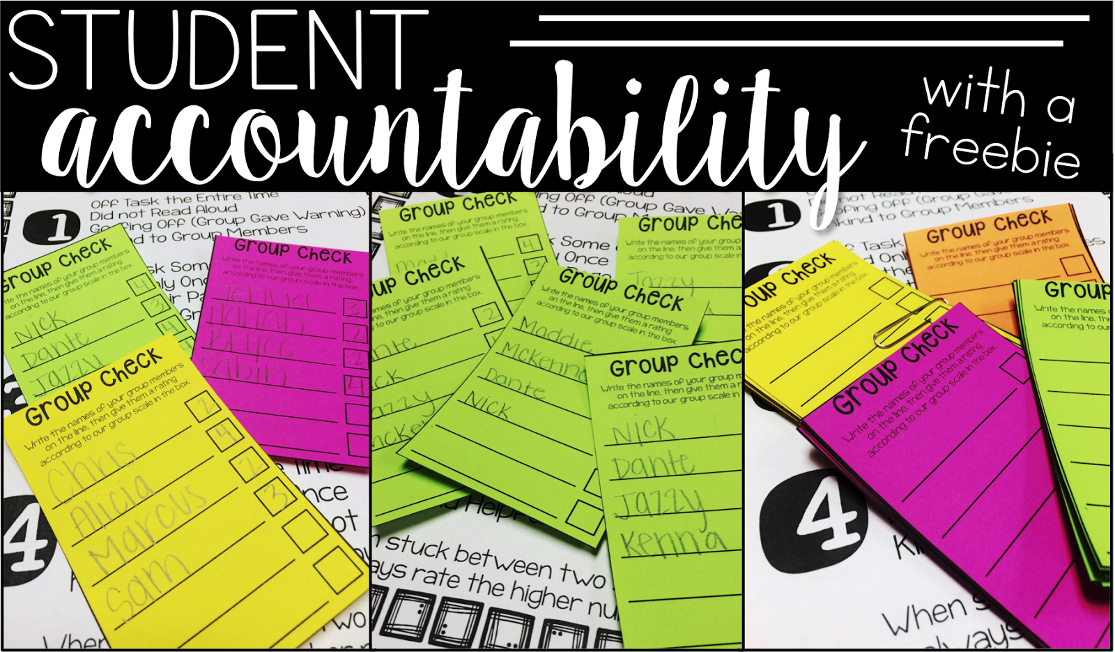 Tired of teacher-led guided reading? Want to try out book clubs in your classroom? The trouble with that is student accountability! This post will share one way to hold your students accountable even when they are working in a group without you!