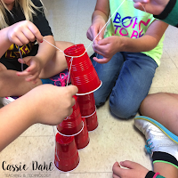 Building classroom community is essential in every elementary classroom. Students need to work together all year long! This blog post has activities and an anchor chart that are perfect for fostering teamwork.