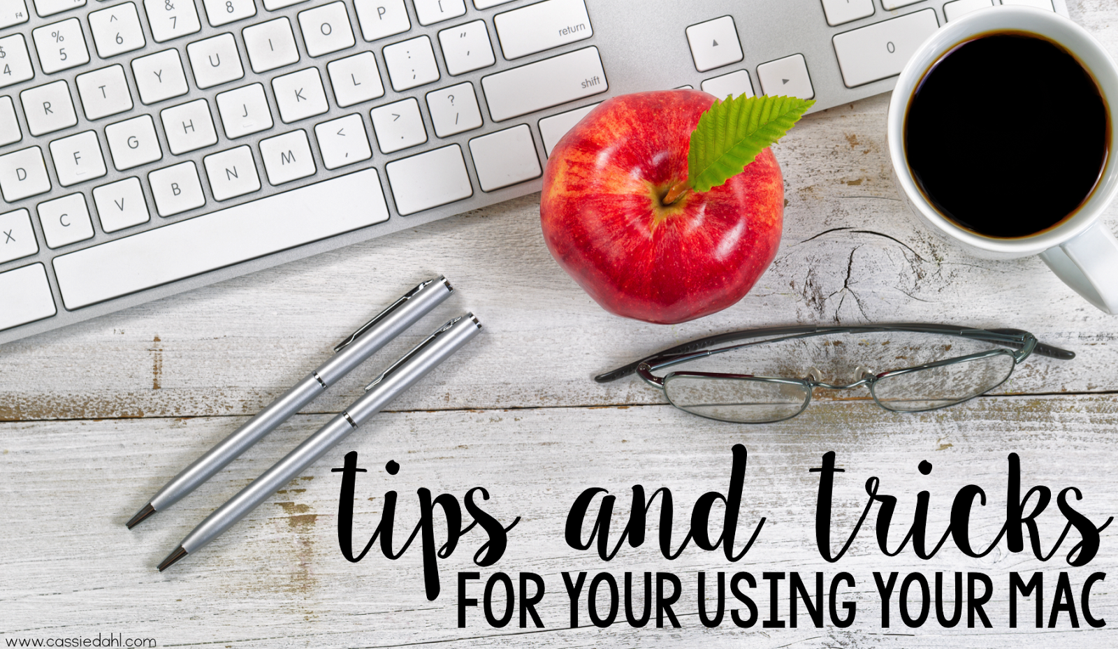 Having a Mac means you are a step ahead in the technology world, but do you know how to use it effectively, efficiently and effortlessly? This blog posts contains tons of tips and tricks for using your Mac! Did you know there are three ways to take a screenshot?