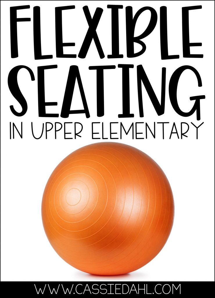 Tips and tricks to implement flexible seating in your upper elementary classroom.