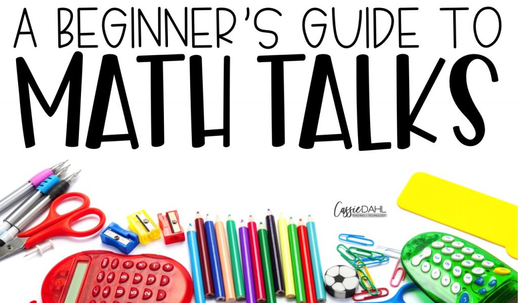 Math talks are a great way to engage students in authentic conversations about math concepts. This guide will give you actionable steps for implementing math talks.